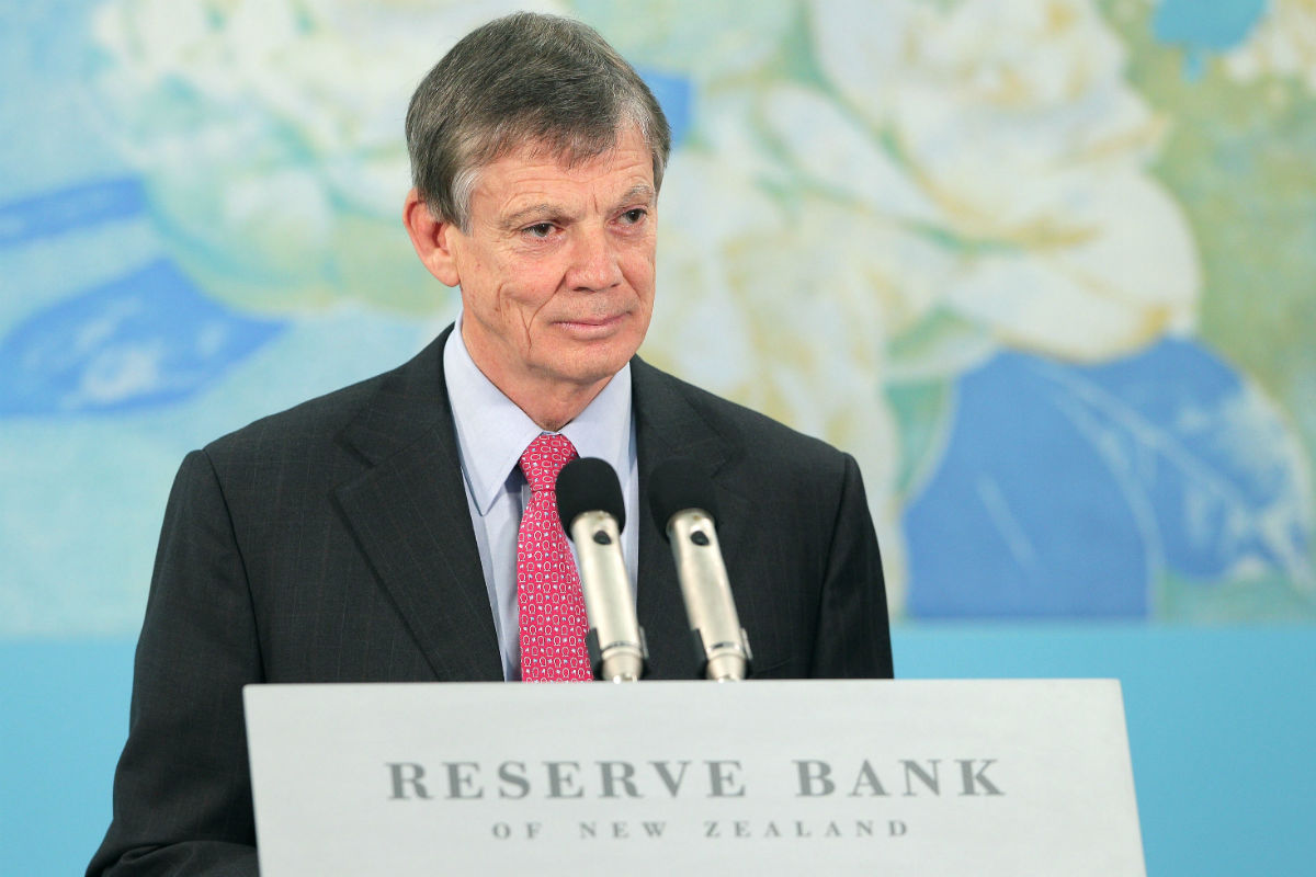 New Zealand's central bank keeps rates on hold