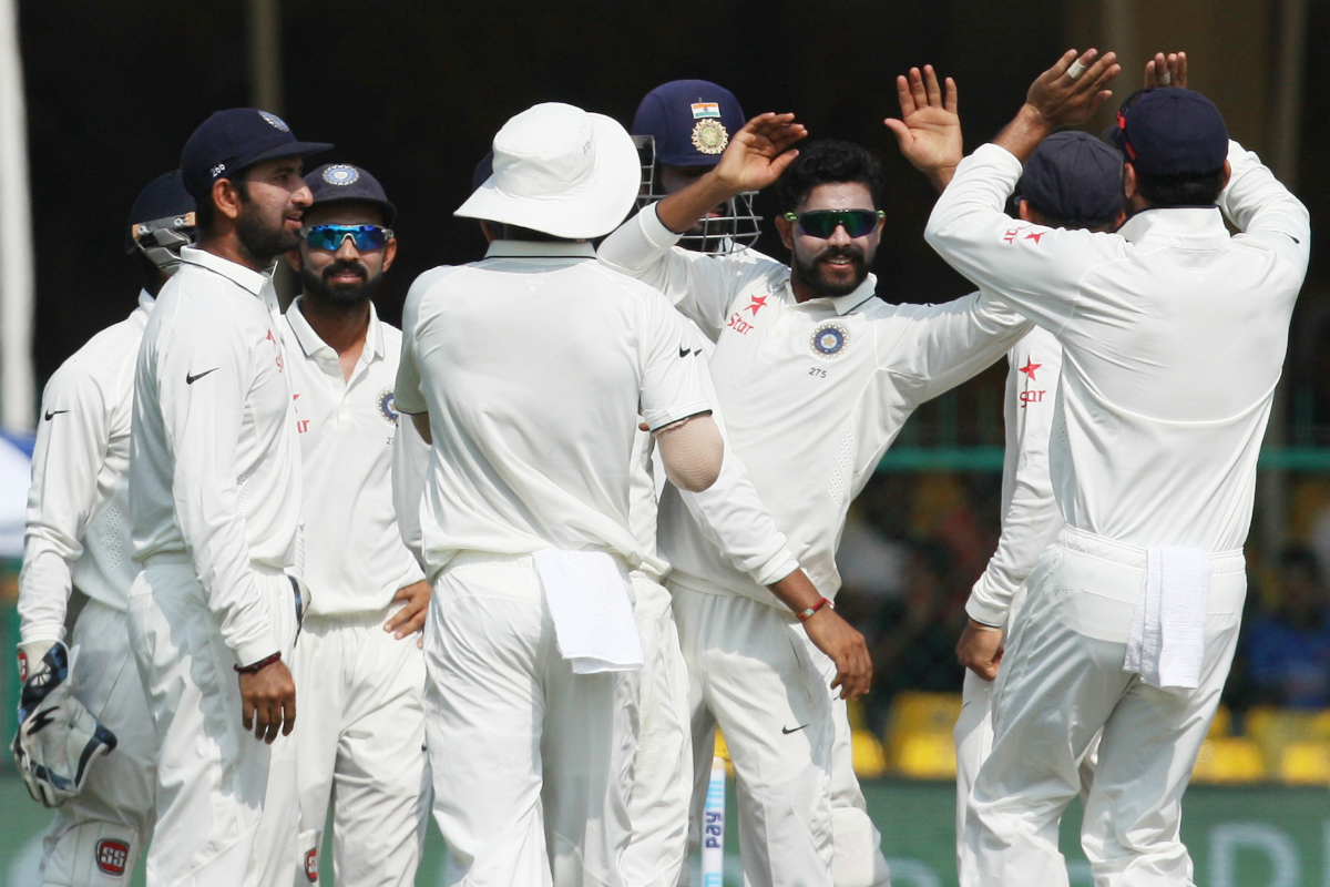NZ struggling heading into final day in India