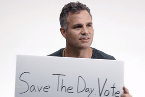 Mark Ruffalo (YouTube/Savetheday.vote)