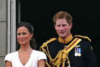 Pippa Middlton and Prince Harry (Reuters)