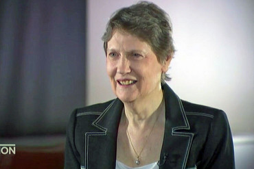 Helen Clark (Newshub)