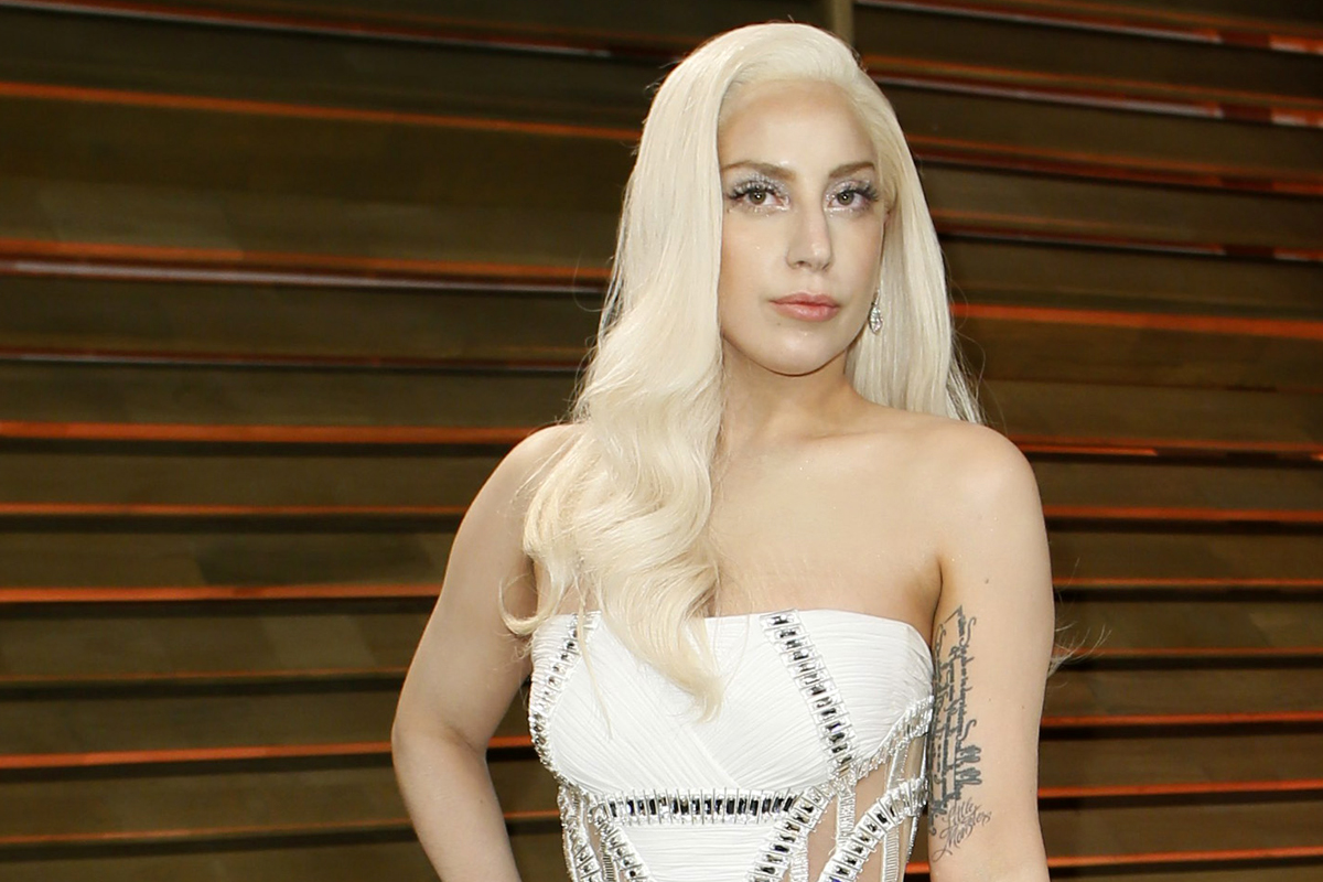 Lady Gaga Rocks Out In Her New Music Video For