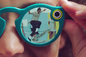 Snapchat ventures into wearable tech with Spectacles