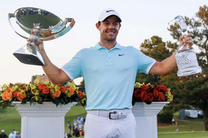 Video highlights: Rory McIlroy surges to FedEx Cup title