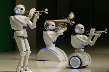Robots have been able to play music, but now they can compose it too (Reuters)