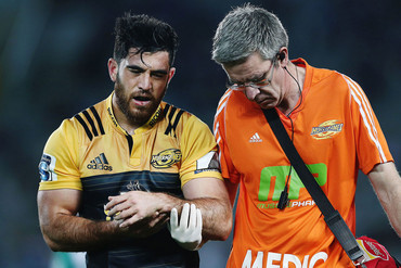 Milner-Skudder hasn't played since round three of Super Rugby (Photosport file)