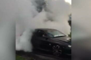 Viral burnout dad has car impounded