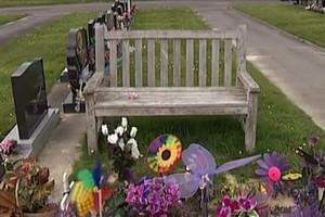 Graves in Palmerston North (Newshub.)