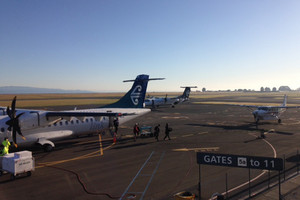 Nelson Airport (file)
