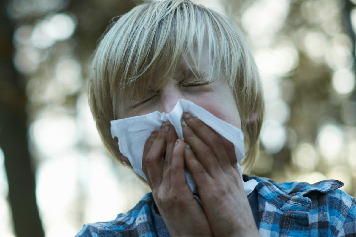 Farm kids grow up with fewer allergies