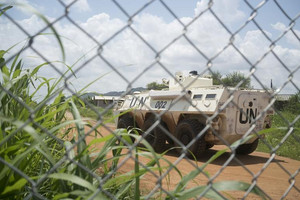 Aid workers evacuated from South Sudan