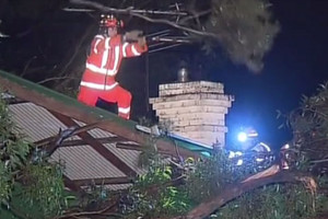 Damage in South Australia (Channel 7)
