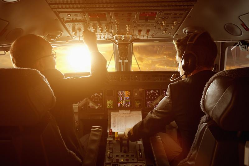 Cockpit (Getty file)