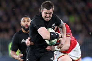 Video: Liam Squire earns All Blacks start for Pumas Test