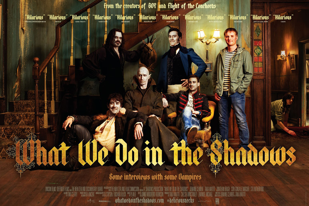 What We Do In The Shadows is getting a TV spin-off