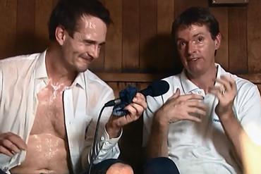 David Farrier and Colin Craig (Newshub.)