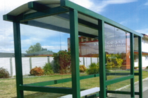 Missing West Coast bus shelter mystery solved