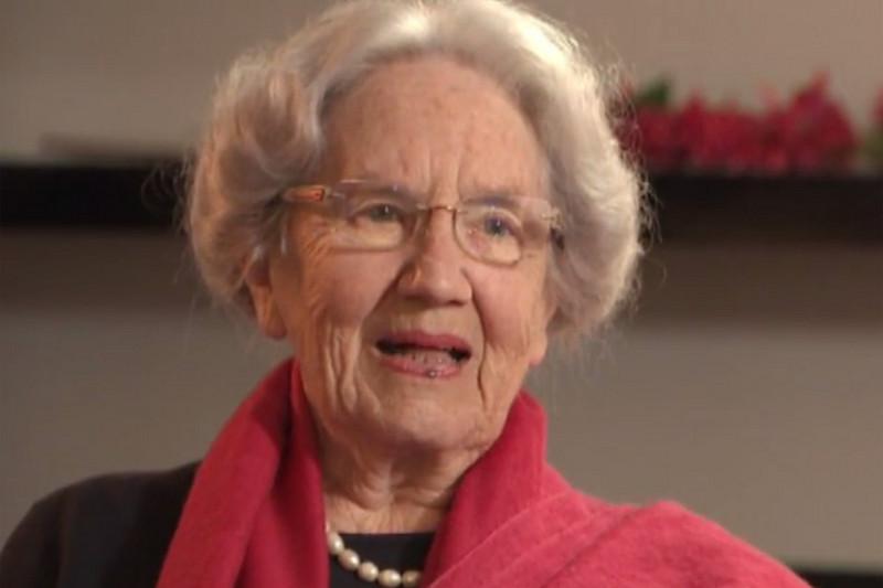 Lady June Hillary