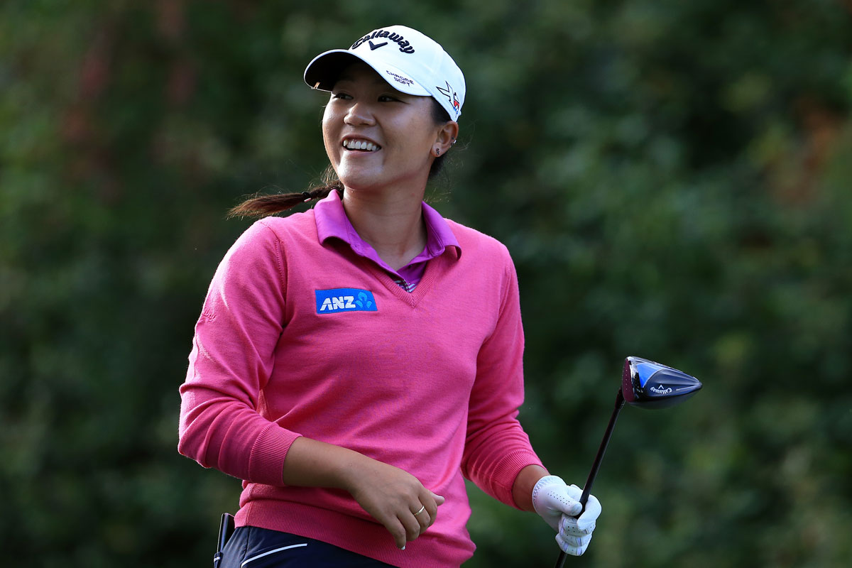 Kaufman ties for 44th in LPGA Manulife Classic