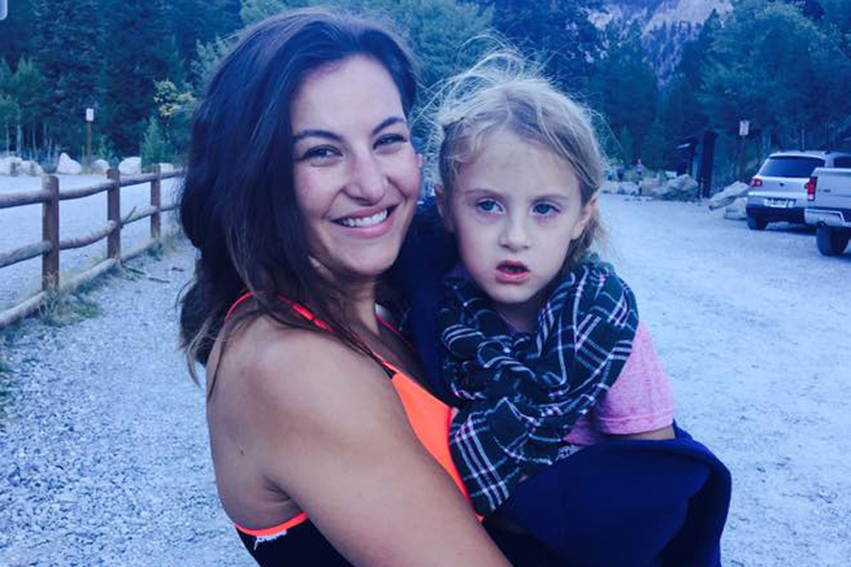 UFC star Miesha Tate saves girl with broken arm while hiking
