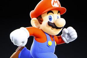 Super Mario (Getty)