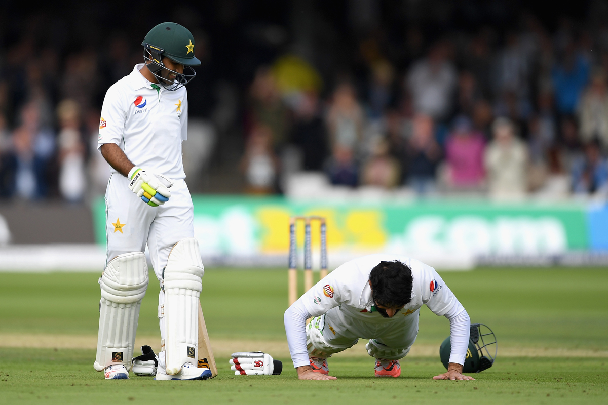 All eyes on Amir as Pakistan return to Lord's