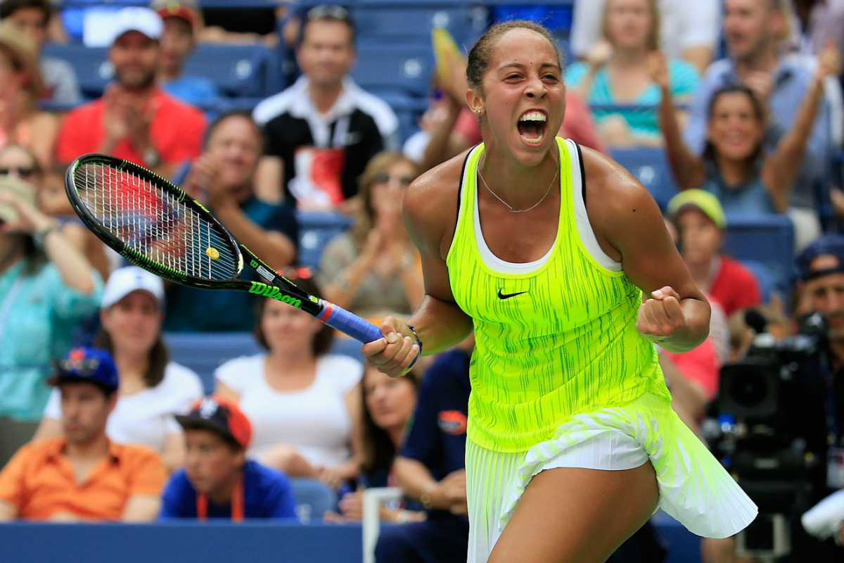 Italy's Vinci, Denmark's Wozniacki feel at home at US Open